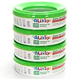 Kyпить Refill for Diaper Genie and Munchkin Diaper Pails,4-6 Months Supply ,280 Count, 4 Pack -Green  на Amazon.com