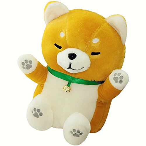 Rain's Pan Akita Dog Doge Shiba Inu Stuffed Plush Animals Toys Dolls Puppets Gifts 16