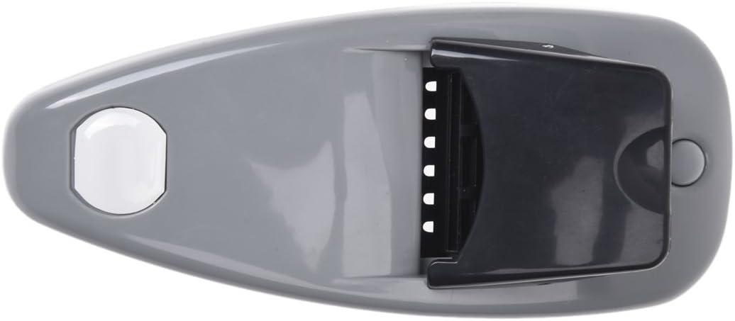 SODIAL(R) Afilador de hoja de afeitadora electrica / Prueba de ...