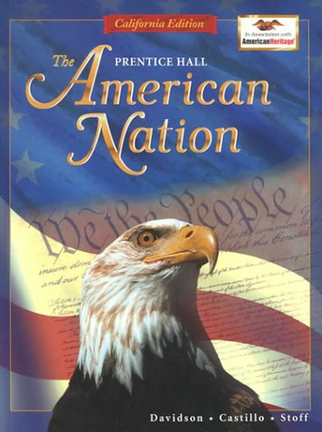 The American Nation: California Edition pdf