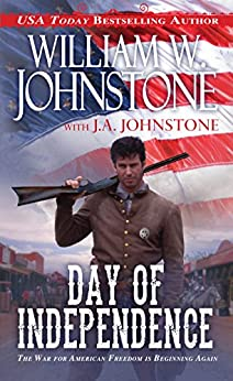 Day Independence William W Johnstone ebook product image