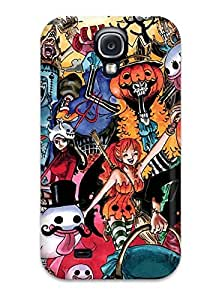 Tpu AllenJGrant Shockproof Scratcheproof One Piece Halloween Hard Case Cover For Galaxy S4
