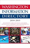 Washington Information Directory 2014-2015, , 1483347923