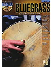 Bluegrass: Banjo Play-Along Volume 1 (Hal Leonard Banjo Play-along)