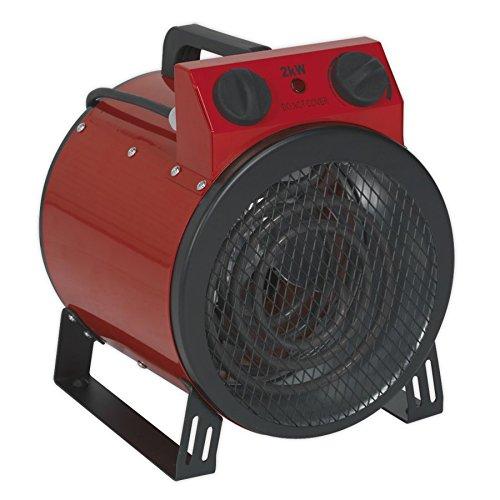Diy Usb Fan Heater: Sealey EH3001 Industrial Fan Heater 3kW 2 Heat Settings