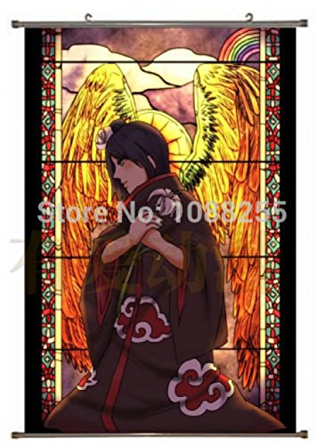 Cartoon world Naruto Shippuuden Akatsuki Konan Home Decor Ja
