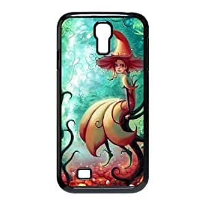 VNCASE Fairy Phone Case For Samsung Galaxy S4 i9500 [Pattern-1]