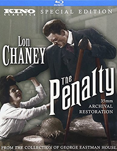 The Penalty: Kino Classics Special Edition [Blu-ray]