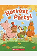 Harvest Party! Paperback
