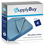 """SupplyBuy Premium Microfiber Towels 