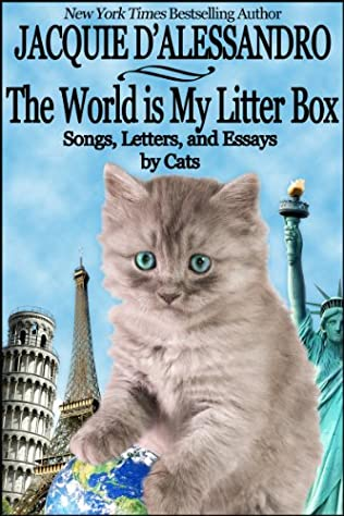 book cover of The World is My Litter Box