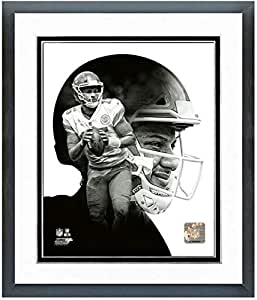 Amazon Com 8x10 Framed And Matted Photo Patrick Mahomes