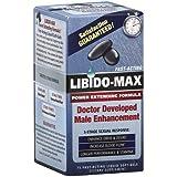 Libido-Max Male Enhancement 75 Soft Gels