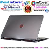 "iPearl mCover Hard Shell Case for 15.6"" Dell"