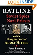 #8: Ratline: Soviet Spies, Nazi Priests, and the Disappearance of Adolf Hitler