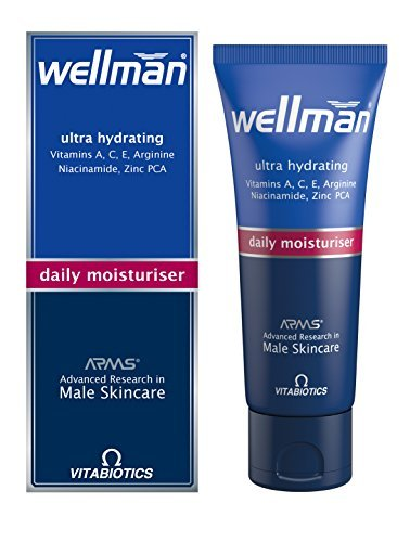 Vitabiotics Wellman Daily Moisturiser - 50 ml by Wellman