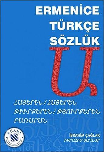 ermenice turkce sozluk kaya ibrahim