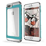 iPhone 7 Plus Case, Ghostek Cloak 2 Series for Apple iPhone 7 Plus Slim Protective Armor Case Cover(Teal)