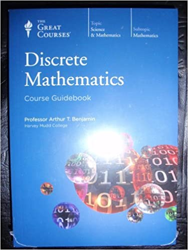 Discrete Mathematics: Course Guidebook & DVDs (The Great
