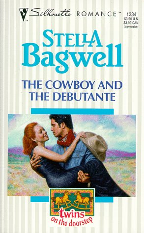 book cover of The Cowboy and the Debutante