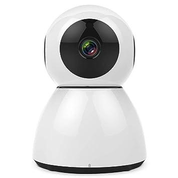 Zmsdt Cámara IP - Cámara Inalámbrica De La Seguridad 1080P Cámara De Vigilancia Casera del WiFi