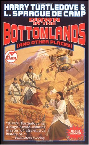 book cover of Down in the Bottomlands