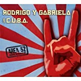 Rodrigo Y Gabriela: Area 52 [+Bonus Dvd] (Audio CD)