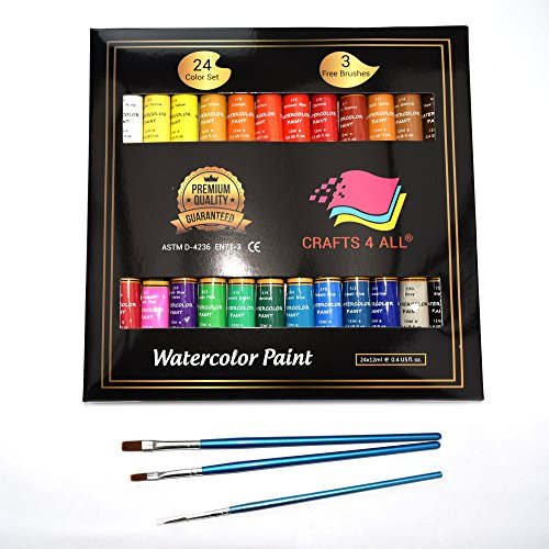 Watercolor Crafts Watercolors Painting Beginners product image