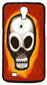 Skull Tattoo Partterned Hard Case for Samsung Galaxy Mega 6.3 I9200 I9205 ( Sugar Skull ) by ruishername