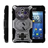 Cheap TurtleArmor | Kyocera Hydro View Case | Hydro Reach Case | Hydro Shore Case [Octo Guard] Dual Layer Case Holster Belt Clip Sturdy Kickstand Cover – Classic Game Controller