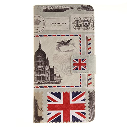 "DRUnKQUEEn iPhone 7plus Wallet Purse Type Leather Credit Cards Case with Cellphone Holder Flip Cover for iPhone 7plus(5.5"")"