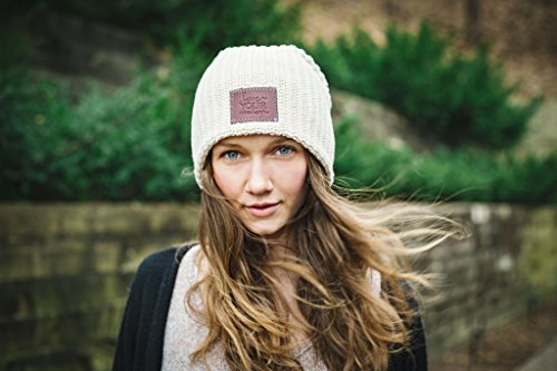 Love Your Melon Natural Beanie by Love Your Melon (Image #3)