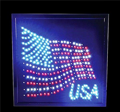 Us Flag Led Lights in Florida - 4