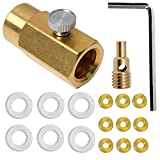 Gekufa Co2 Cylinder Refill Adapter Connector Kit