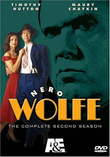 Nero Wolfe - The Complete Second Season (Wolfe Tv Nero)