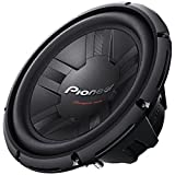 PIONEER TS-W311D4 12'' 1,400-Watt 4_ Champion Series Subwoofer (Dual voice coil)