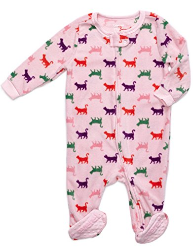 Leveret Fleece Footed Sleeper Toddler product image