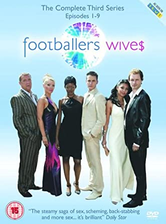Footballers' wives the official site of the sensational drama.