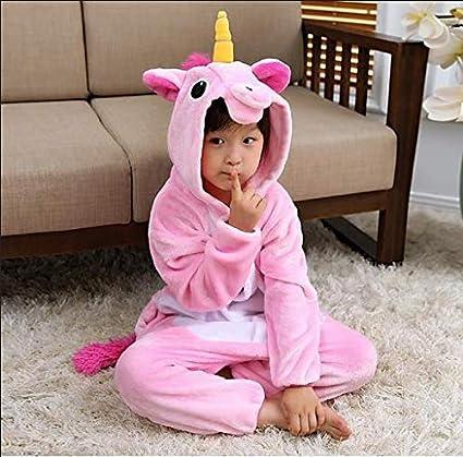 Pijama Unicornio Nueva Franela Pijamas de los Cabritos ...