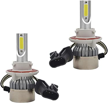 labwork-parts H13 9008 LED Headlight Bulb Conversion Kit for Ford F150 2004 2005 2006 2007 2008 2009 2010 2011 2012 2013 2014 High Low Beam