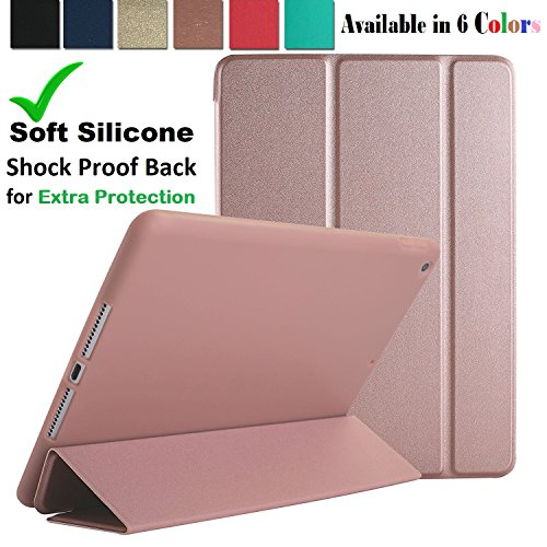 Soft Leather Case Cover - DuraSafe Case for iPad PRO 9.7