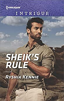 Sheik's Rule (Desert Justice) by [Kennie, Ryshia]