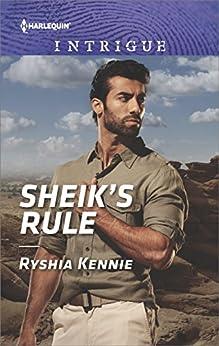 Sheik's Rule (Desert Justice) by [Kennie, Ryshia]