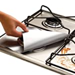 Cooks Innovations Non-Stick Gas Range...