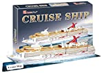 Cruise Ship 3D Puzzle