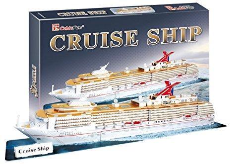 CubicFun T4006h Cruise Ship Puzzle product image