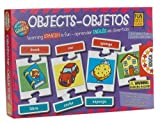 : Fun and Learn Bilingual Puzzle Games - Objects
