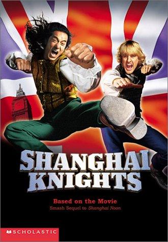 Shanghai Knights Novelization
