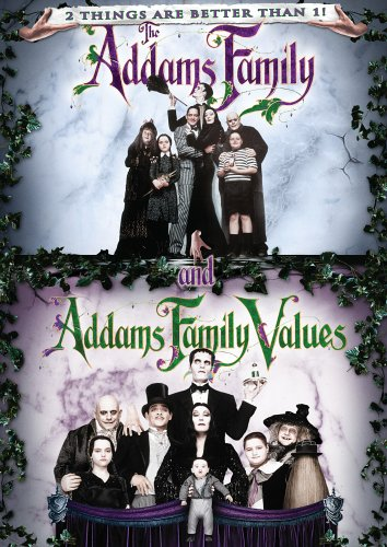 The Addams Family / Addams Family Values -