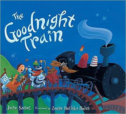 The Goodnight Train Board Book...